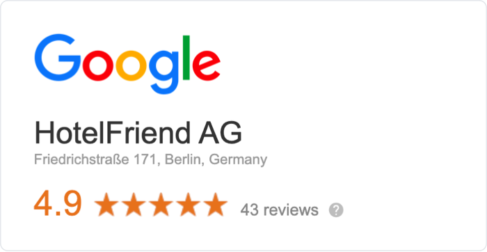 Google Rate